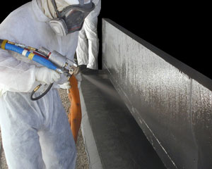 spray polyurethane foam roof system breakdown