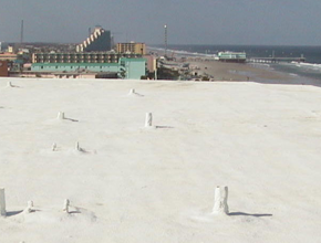 cool roof coating systems