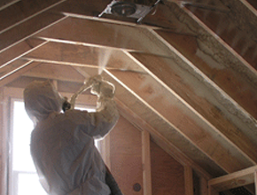 attic insulation installations for Tennessee